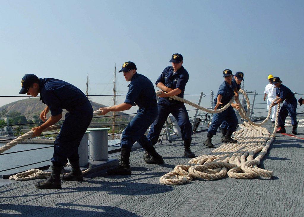 Warunki pracy marynarzy -BHP-CENTER