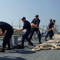 Warunki pracy marynarzy - BHP-CENTER