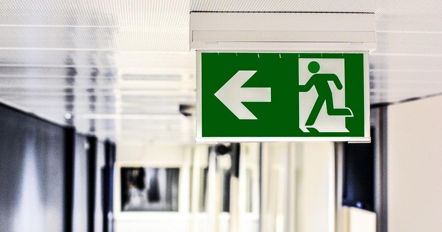 zasady ewakuacji zbudynku