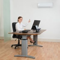 klimatyzacja w pracy