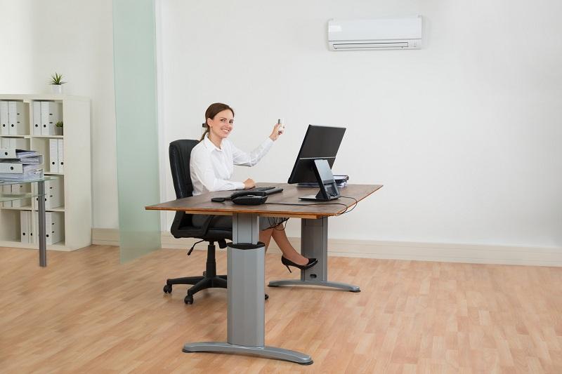 klimatyzacja wpracy